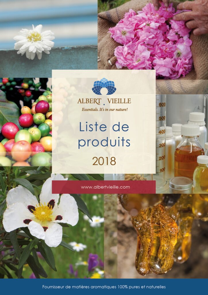 Product list 2018