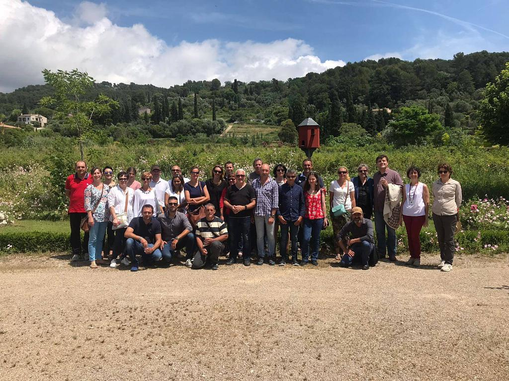 The aromatic plant producers Meeting