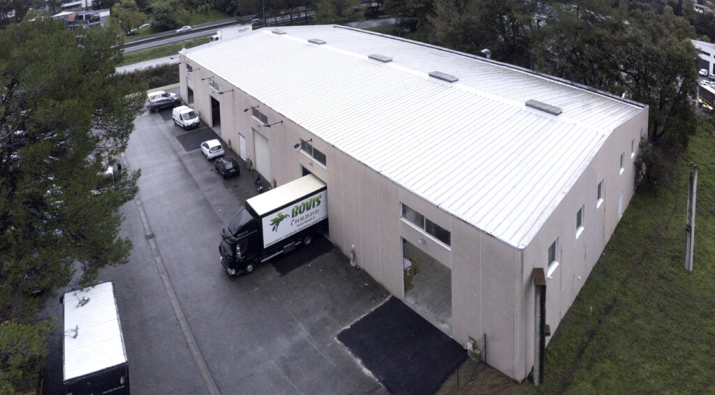 Albert Vieille Opens a Brand-New Logistics Center!